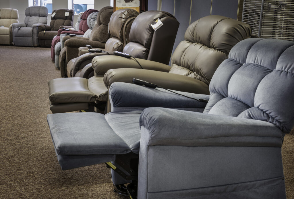 Lift Chairs: Convenient, safe and comfortable