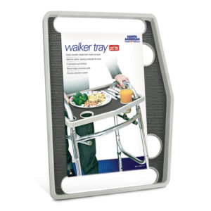 Walker Tray w/ Grip Mat