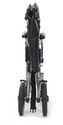 Bariatric Transport Chair Aluminum