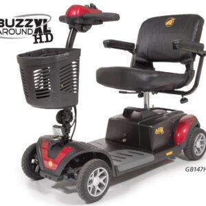 Buzzaround XL-HD- 4 Wheel