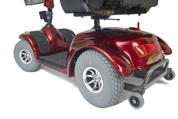 Avenger 4-Wheel Scooter