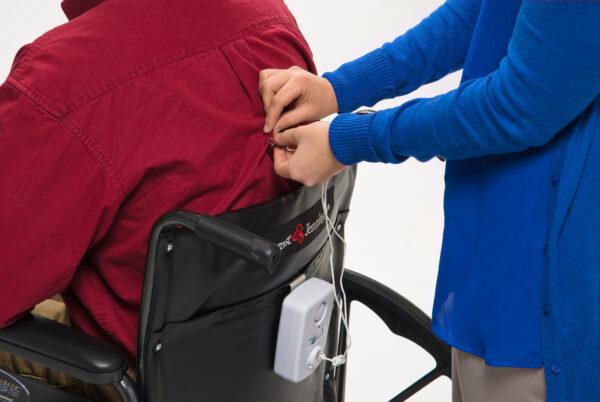 Patient Alarm W/Chair Pad