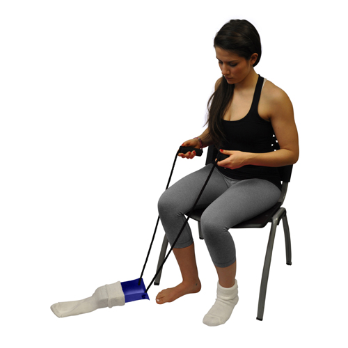 Sock Aid Formed w/Foam Handles
