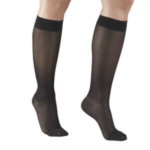 Truform stocking black #1773