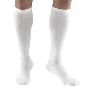 MEN'S DRESS WEAR KNEE HIGH TROUSER SOCKS: 15 - 20 mmHg